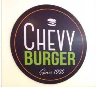 Chevy Burger: Logo