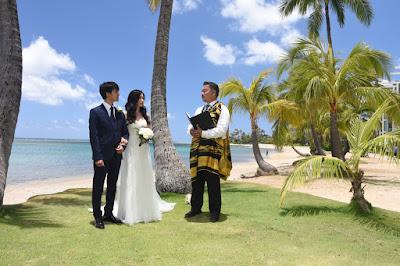 Korean Wedding in Hawaii