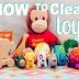 Cara Membersihkan dan Merawat Mainan Anak