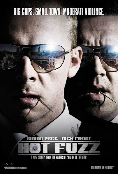 Hot Fuzz (2007) Dual Audio 720p BluRay [Hindi – English] ESubs