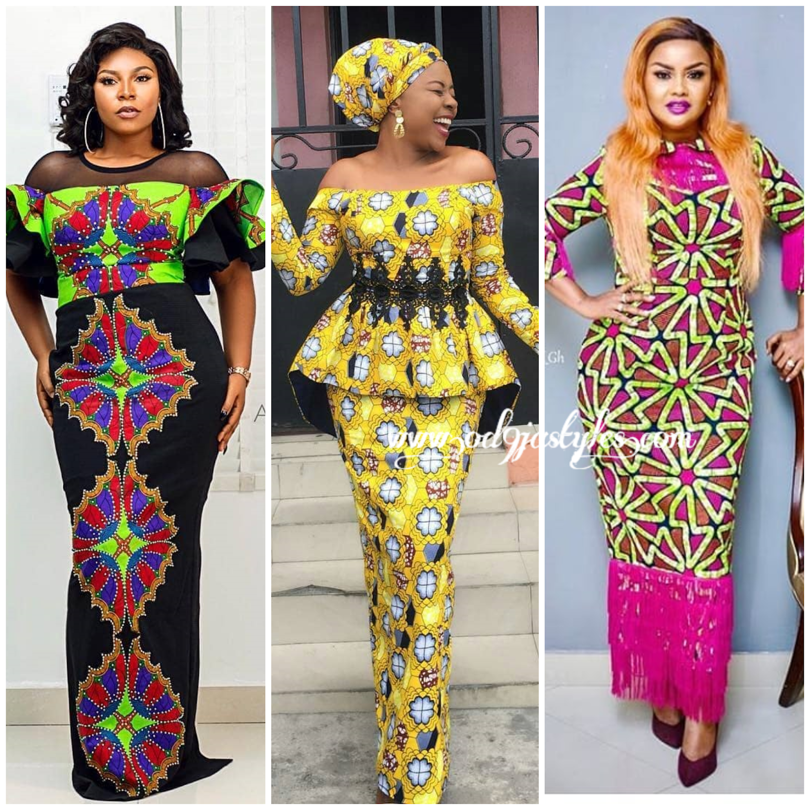 Top 20 African Fashion Ankara Styles That Is Trending Real Hot Download Latest Ankara Styles