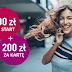 Ostatni dzwonek na 200 zł za Konto 360º + 200 zł za kartę Impresja (+ 2,7% na koncie oszczędnościowym dla chętnych)