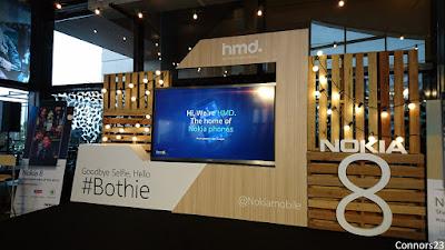 HMD Global Malaysia Nokia 8