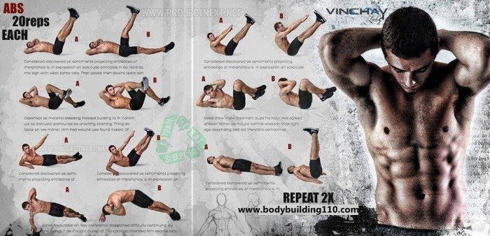 One Of The Most Productive Exercises For Your Abs That Is