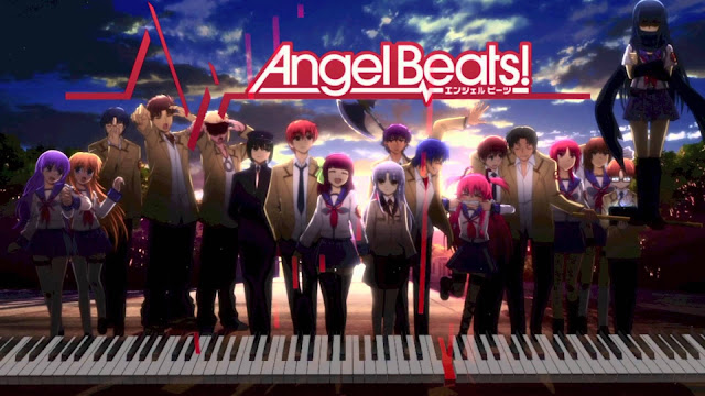 Synopsis Angel Beats!