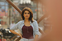 Shraddha Das in a Lovely Brown Top and Denim jeans ~ Exclusive Unseen Beauty HD Pics 012.JPG