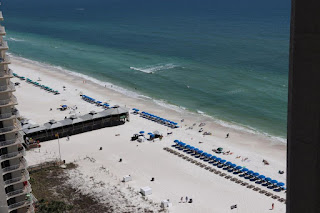 Long Beach Gulf-front Condo For in Panama City Beach FL