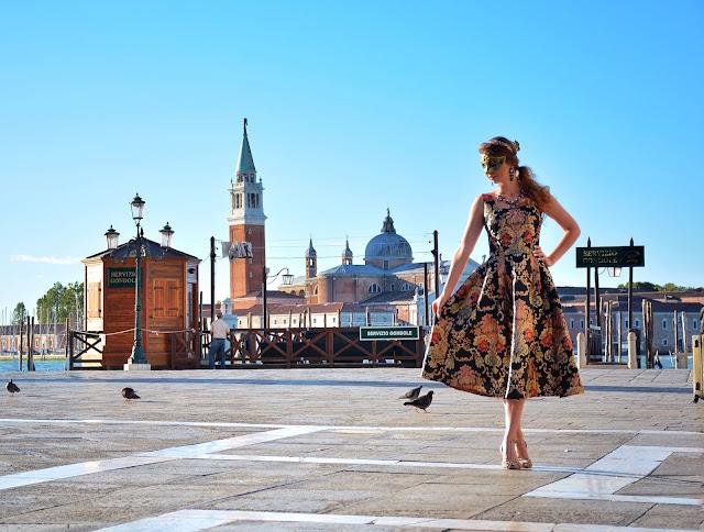 венецианский карнавал фотосессия
