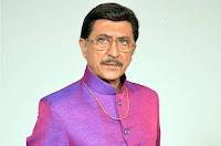 Tej Sapru Pemeran Pushrottam Bhanushali di Drama India Dil Se Dil Tak ANTV