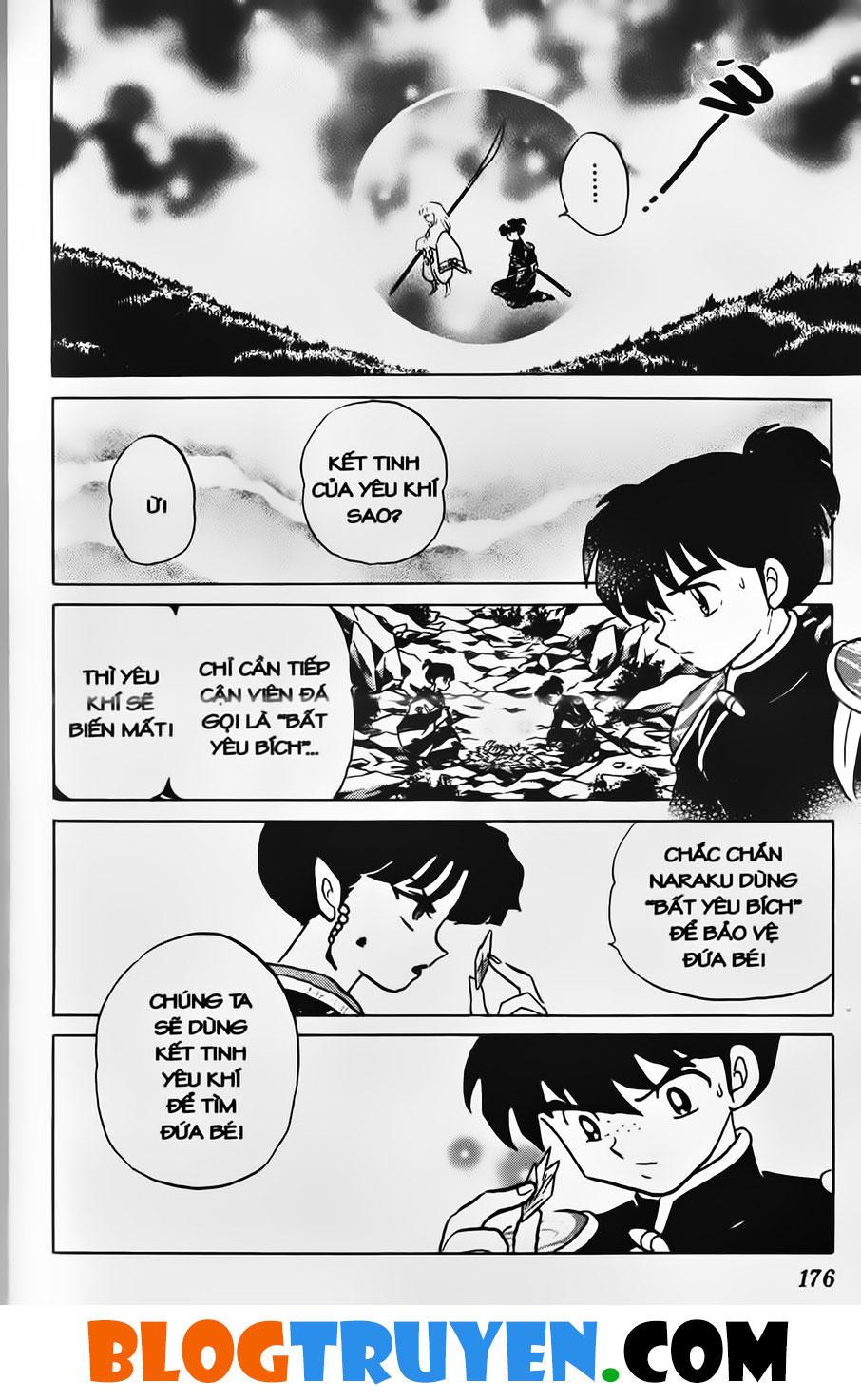 Inuyasha vol 34.10 trang 5