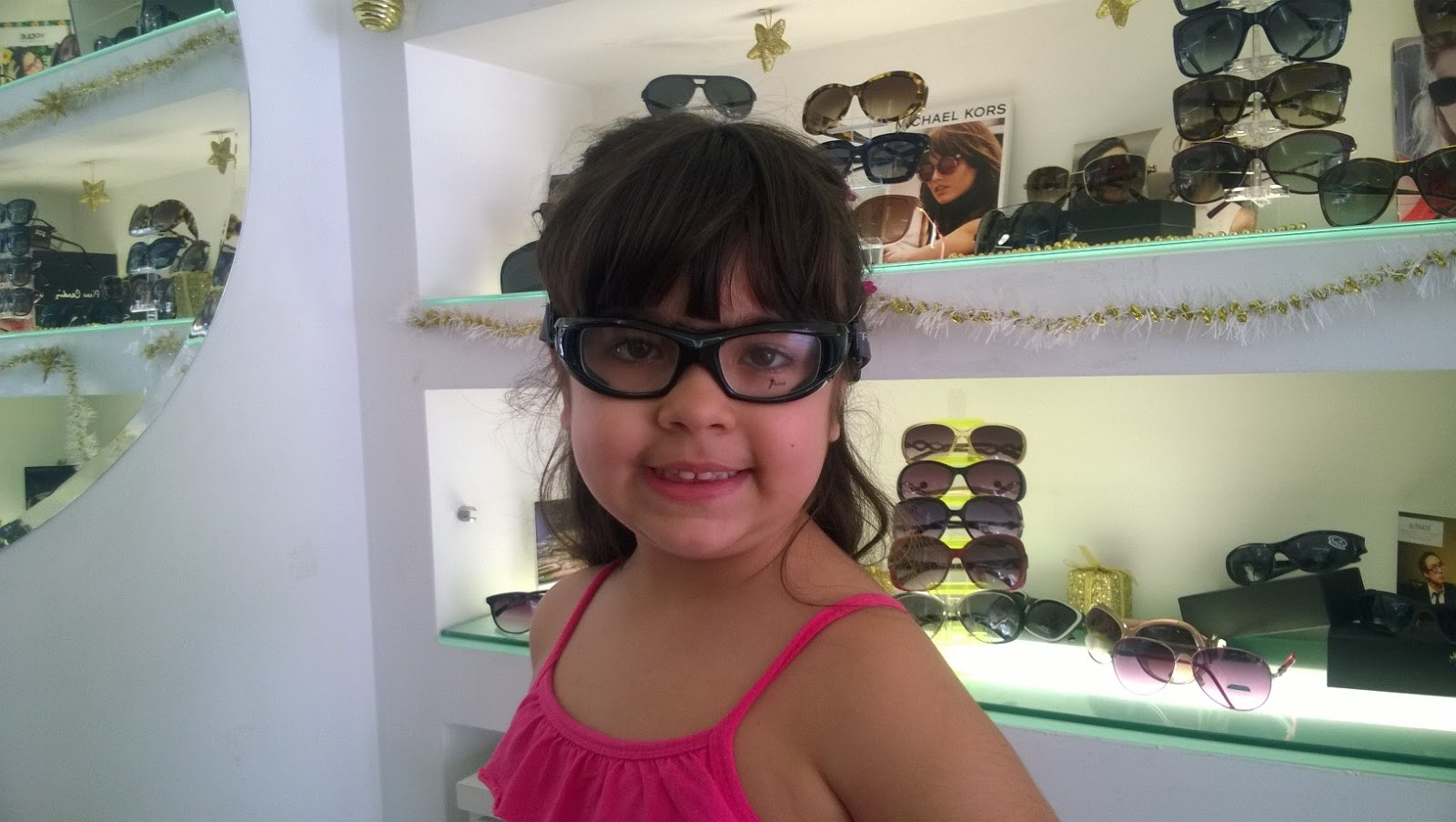 Óculos Infantil Para Esportes a5f7941b8a