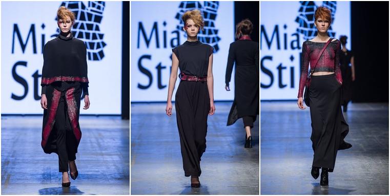Pokaz kolekcji Mii Stilo (Agnieszki Bonisławskiej) na XIV edycji FashionPhilosophy Fashion Week Poland