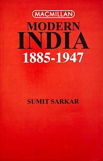 Mordern India 1985-1987 by S Sarkar