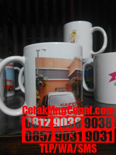 HARGA HOT PRESS MUG