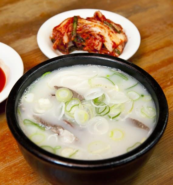 首爾名店-里門雪濃湯(牛肉湯)