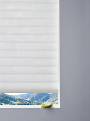 Now you can add PowerView motorization to Sonnette shades up to 96 X 96 inches.