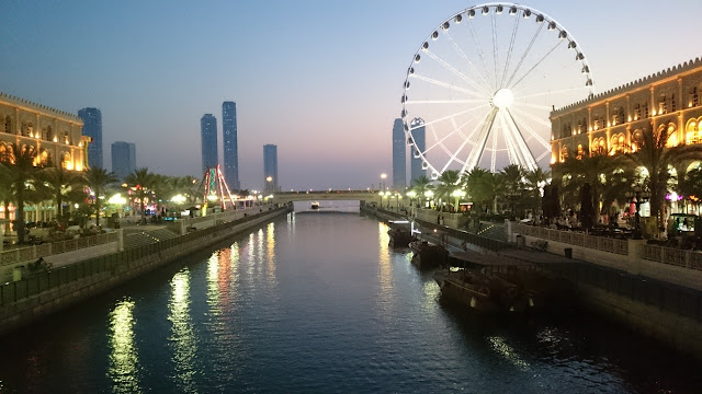Al qasba evening
