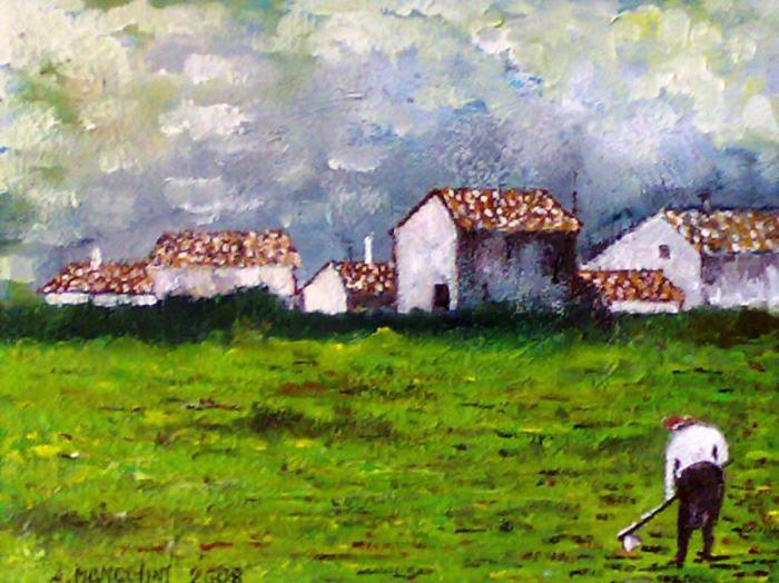 Дельты и равнины. Arnaldo Mangolini