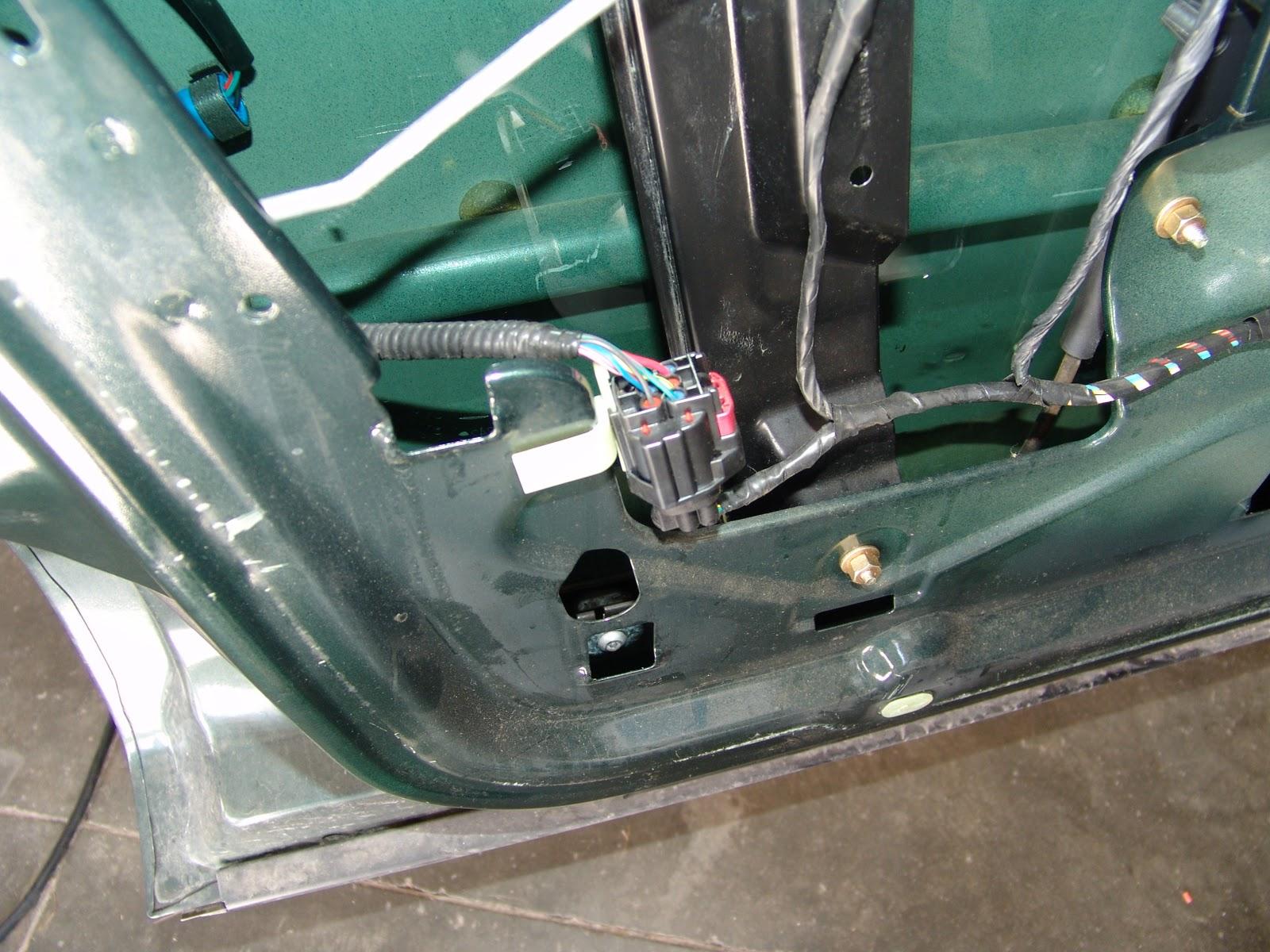 2003 Ford Explorer Door Ajar Light Stays On