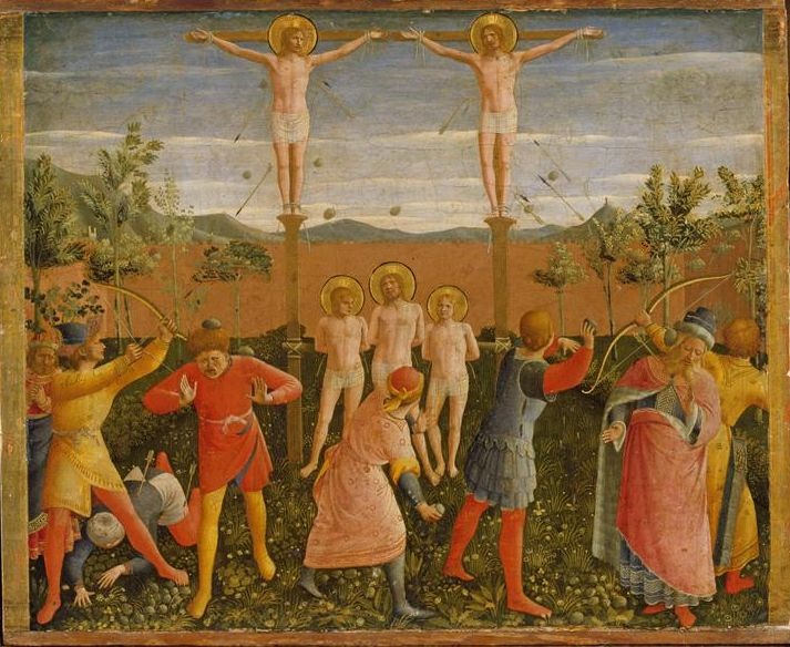 IDLE SPECULATIONS: Saints Cosmas and Damian: gifts of the Spirit