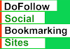 40+ Free High PR Dofollow Social Bookmarking Sites for SEO