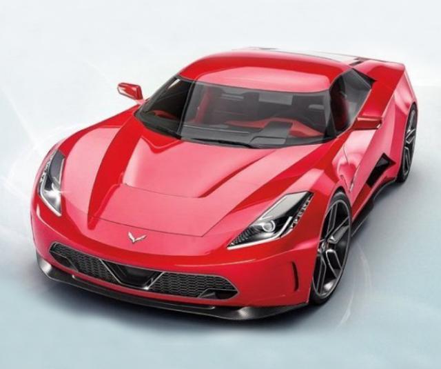 2017 Corvette ZR1