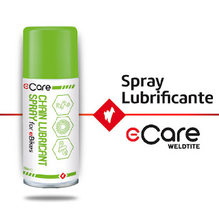 Weldtite e-Care: Spray lubrificante