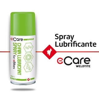 Weldtite e-Care: Spray lubrificante