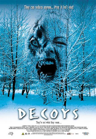 Poster Of Decoys In Dual Audio Hindi English 300MB Compressed Small Size Pc Movie Free Download Only At worldfree4u.com