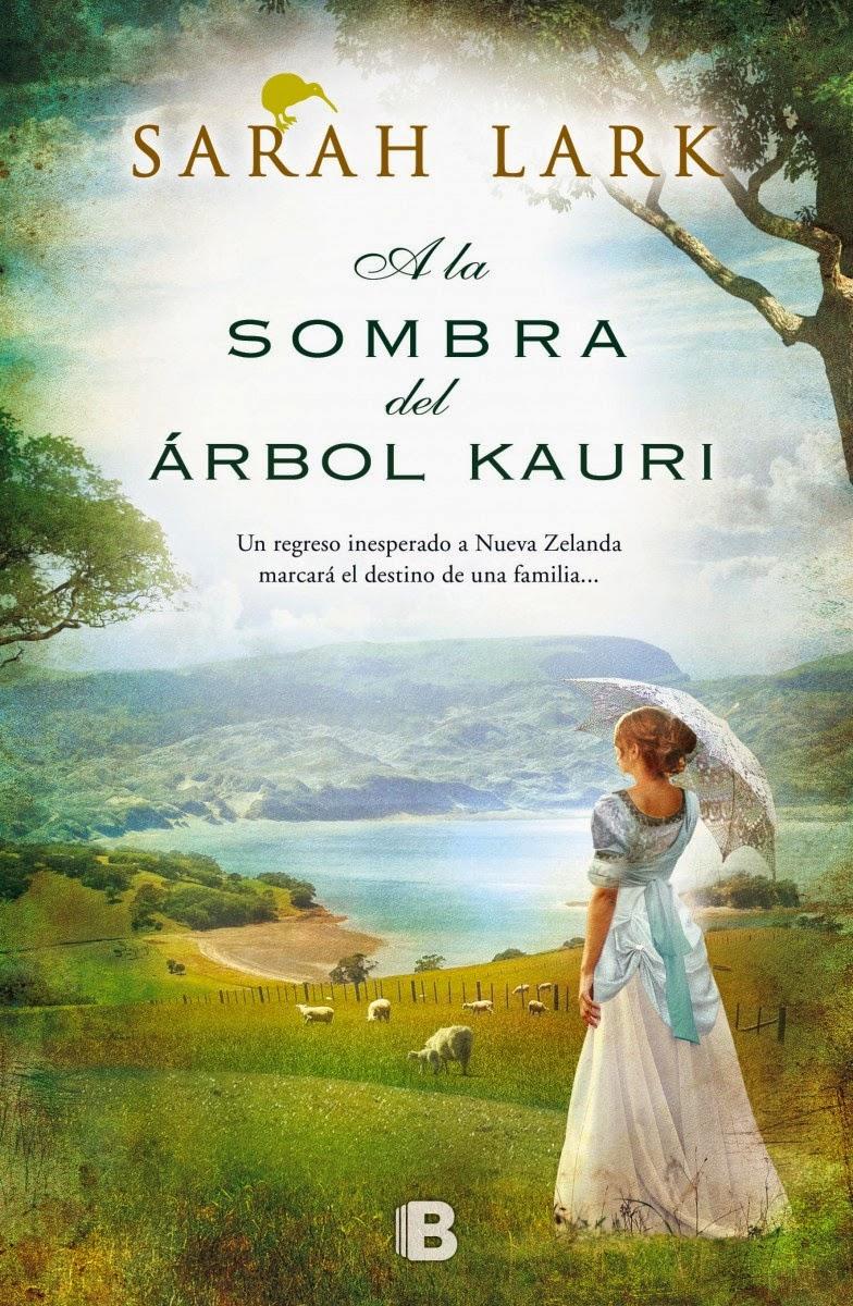 Reseña: A la sombra del árbol Kauri, de Sarah Lark