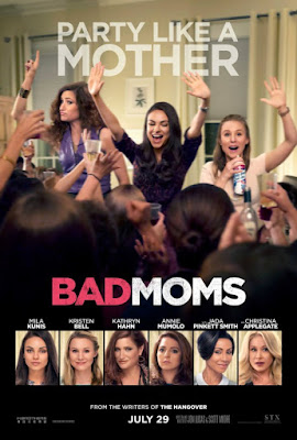 Bad Moms Poster Film