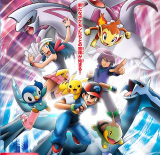 assistir - Pokémon Diamond Pearl - Episodios - online