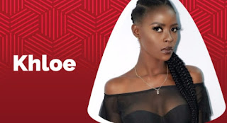 Fans troops out to welcome disqualified BBNaija housemate, Khloe as she arrives Lagos
