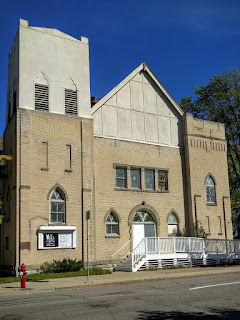 The Wells at 7th Street, Minneapolis, Minnesota church