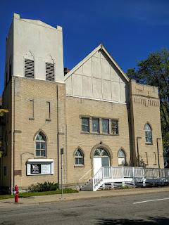 The Wells at 7th Street, Minneapolis, Minnesota church