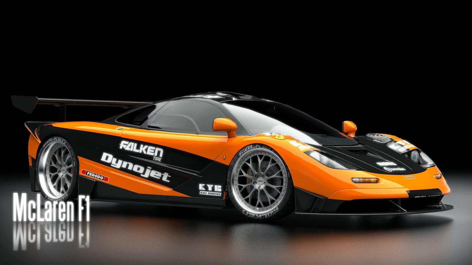 Need For Speed McLaren F