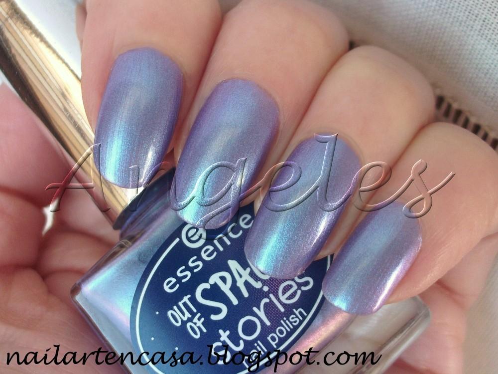 Lujoso La Luz Azul Esmalte De Uñas Friso - Ideas de Diseño de Arte ...