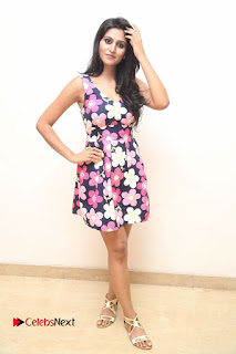 Model Shamili Latest Pictures in Floral Short Dress  0230.JPG
