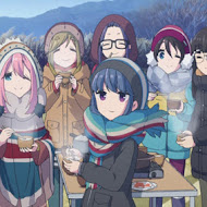 Yuru Camp Episode 12 END Subtitle Indonesia