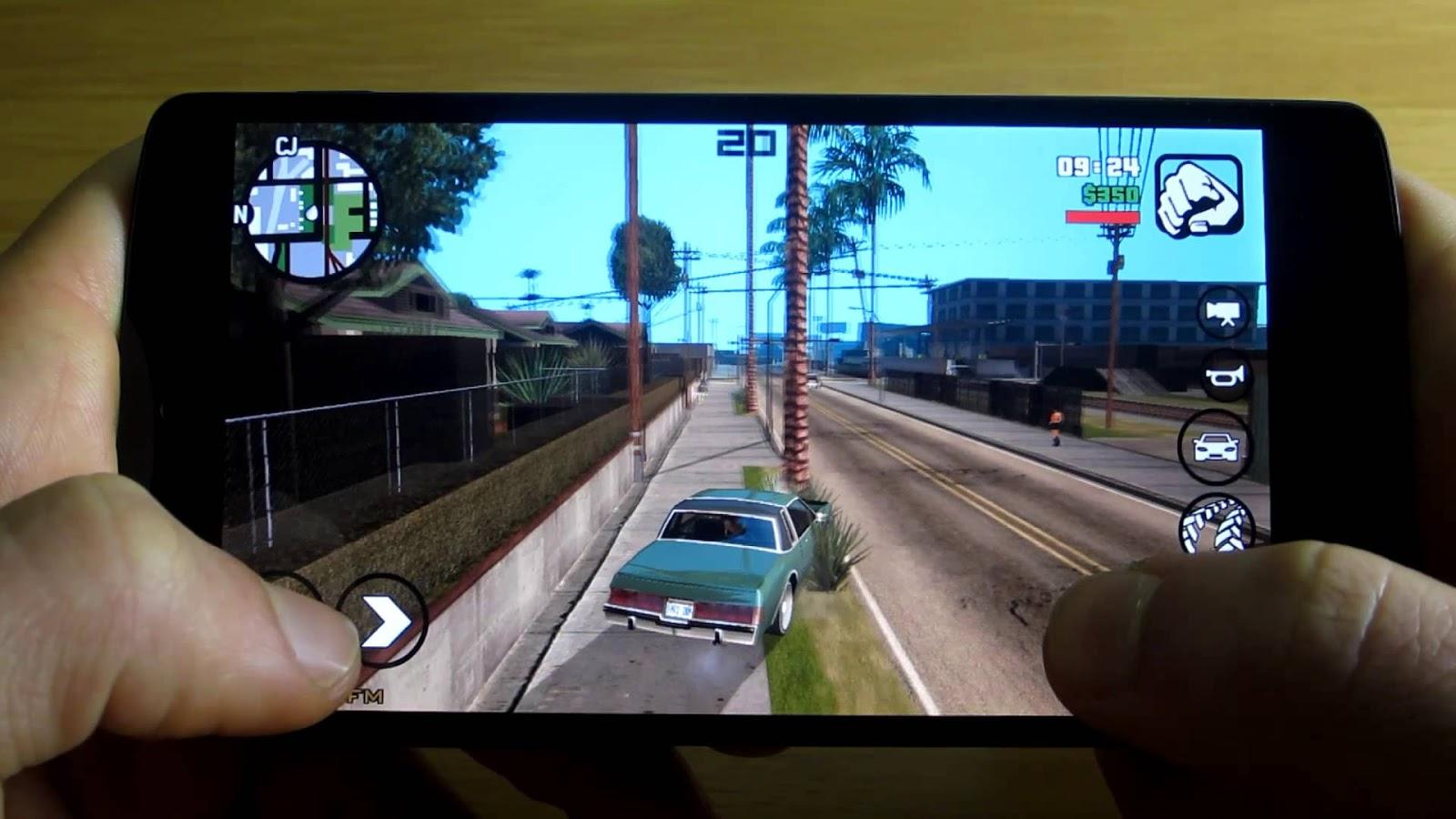 15+ Best Game Mirip GTA Android Yang Tidak Kalah Seru!