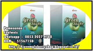 cara pemesanan green shake dari jovem rp 185.000 pemesanan hubungi edelweis 085320274788 bbm :  5156715D