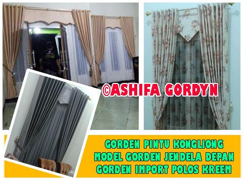 gorden minimalis 2019 gratis ongkir pasang toko online gorden