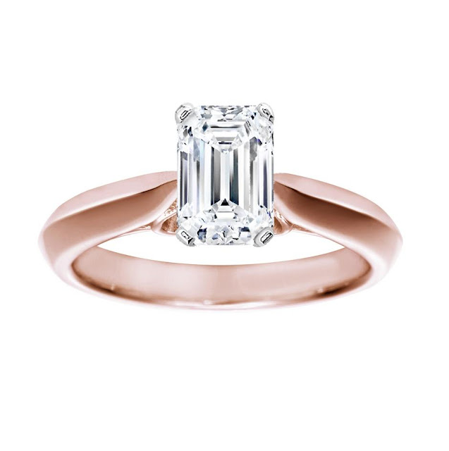 Rose Gold Wedding Rings Australia