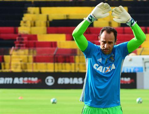 Magrão prestes a completar 700 partidas pelo Sport