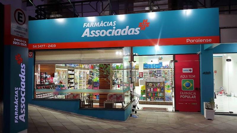SPR reconquista a conta da Farmácias Associadas