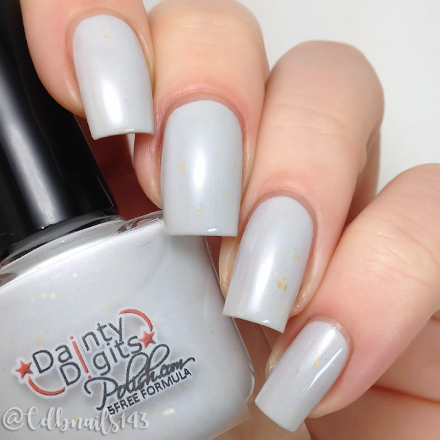 Dainty Digits Polish-What Overcast?