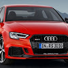 2018 Audi RS3 Sedan : 400 HP, Five Cylinders, Passing to the U.S.