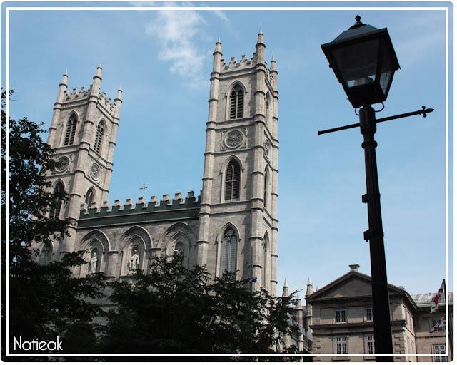 Basilique Notre Dame Montréal