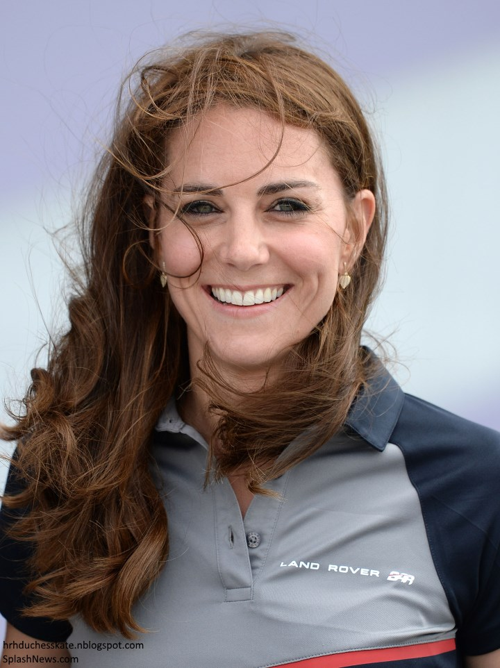 ff312321d6c Duchess Kate: William and Kate Return to Portsmouth for America's ...