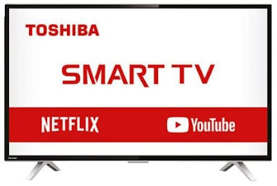 "Foto da Smart TV LED 32"" Semp Toshiba 32L2800 3 HDMI LAN (Rede) USB"